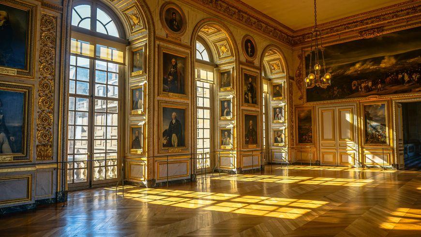 По Версалю не спеша: дворец и пикник в саду