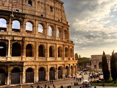 Величие Римской цивилизации: Колизей и Римский Форум