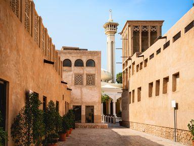 Дубай: тайны Старого города