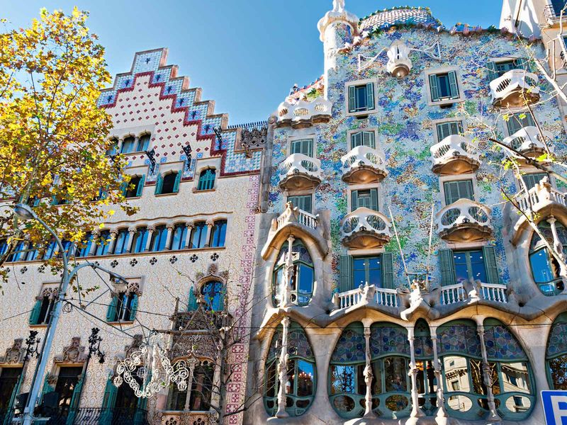 Экскурсия Модерн и готика: два лица Барселоны