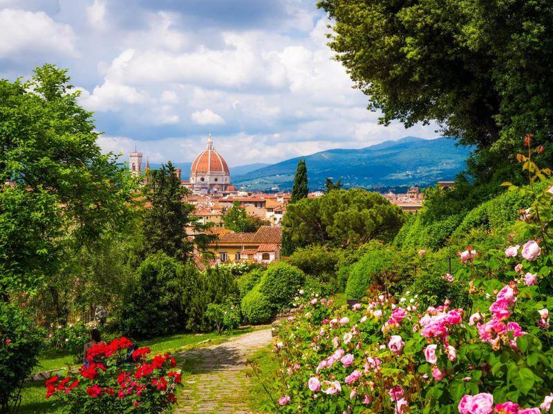 Экскурсия Флоренция как на oткрытке