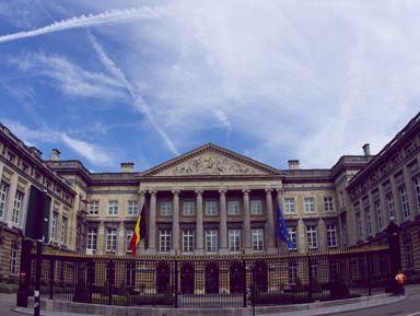 История Брюсселя с XV века до наших дней