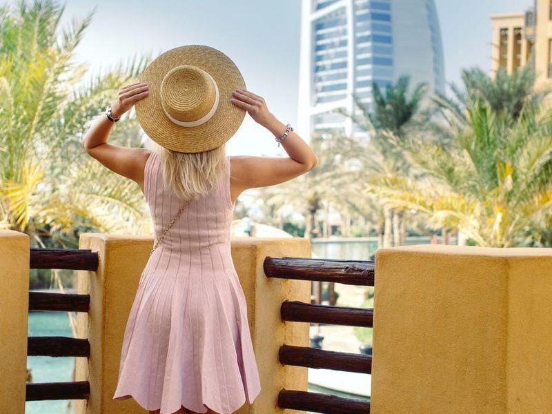 Экскурсия Дубай— украшение Персидского залива