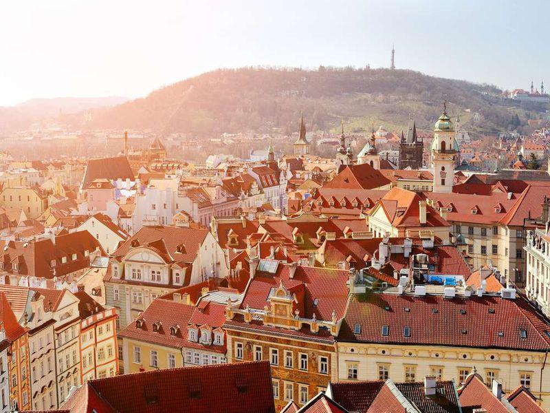 Экскурсия Знакомьтесь, Прага!