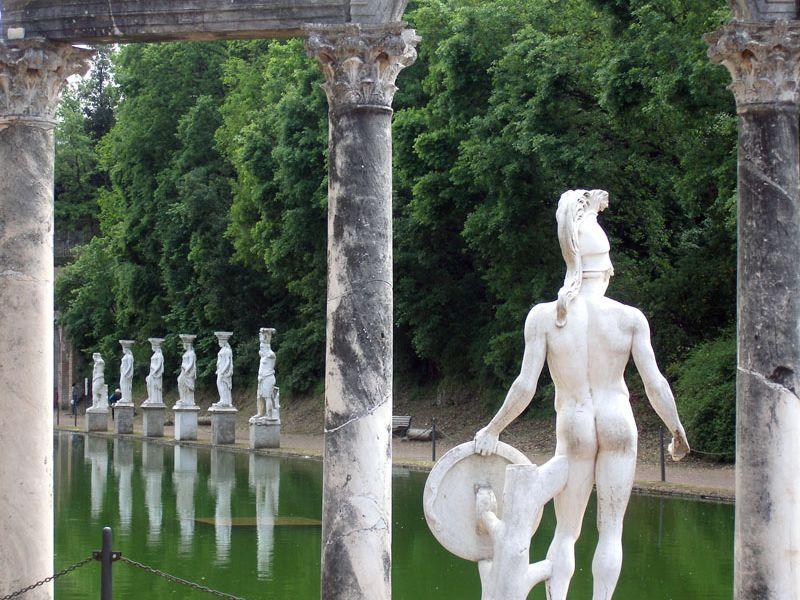 Экскурсия Шедевры Тиволи: вилла д'Эсте и вилла Адриана