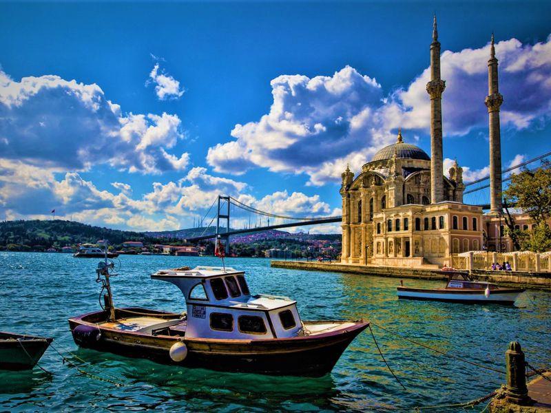 Экскурсия Стамбул вдали отхоженых троп