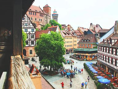 Путешествие из Праги в Нюрнберг