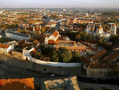 Вильнюс — северный Иерусалим