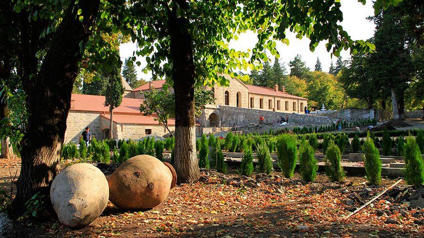 Алазанская долина — старинный край виноградарства