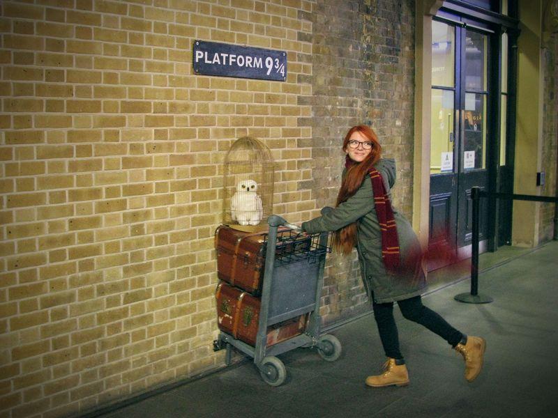 Экскурсия По следам Гарри Поттера в Лондоне!