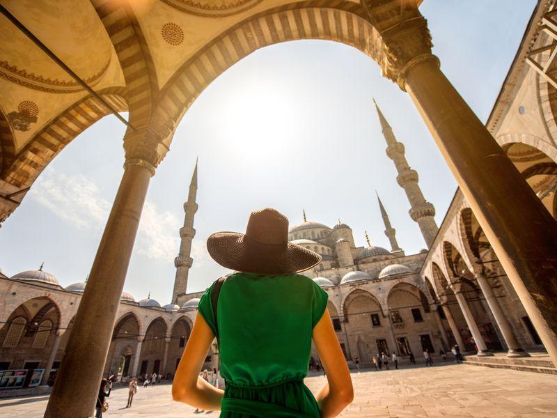 Экскурсия Открыть неизведанный Стамбул