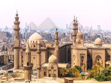 Знакомьтесь, Каир!