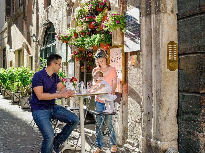 Экскурсия Фотопрогулка по утреннему Риму