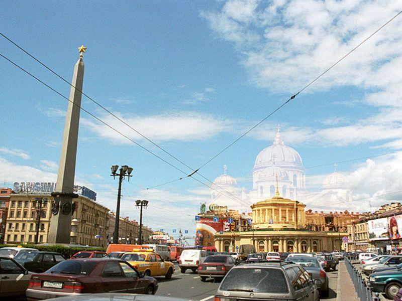Экскурсия Невидимый Петербург