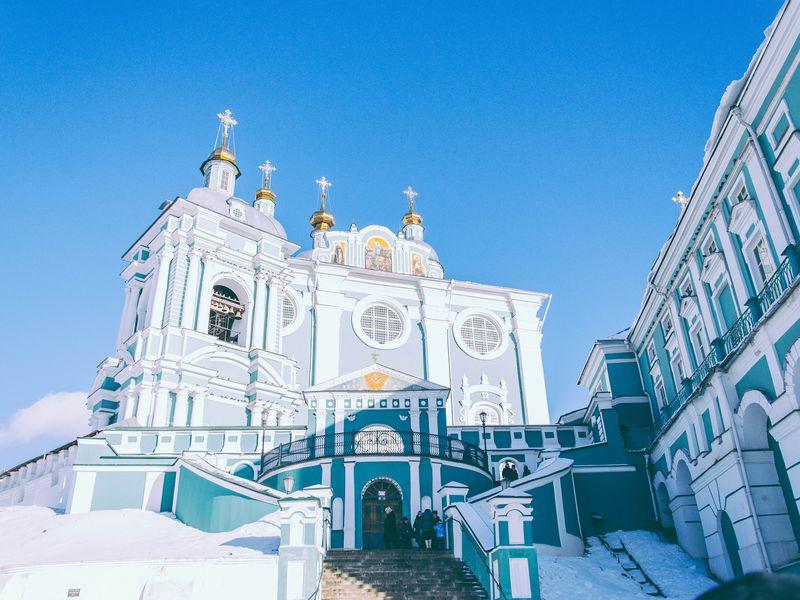 Экскурсия Смоленск духовный
