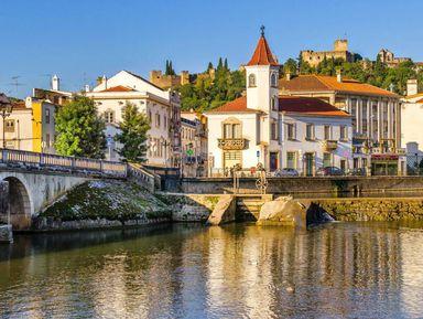 Средневековые города Португалии: Томар, Баталья, Назарэ и Обидуш