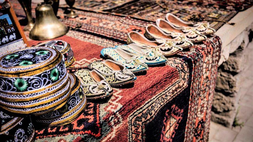 Мир ремёсел Азербайджана