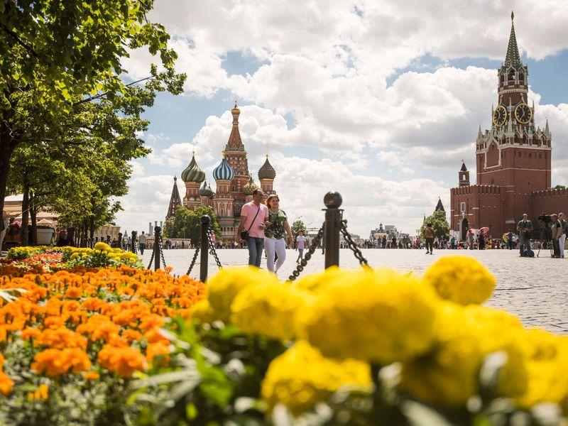 Экскурсия Вокруг Московского Кремля: обойти ипознакомиться!