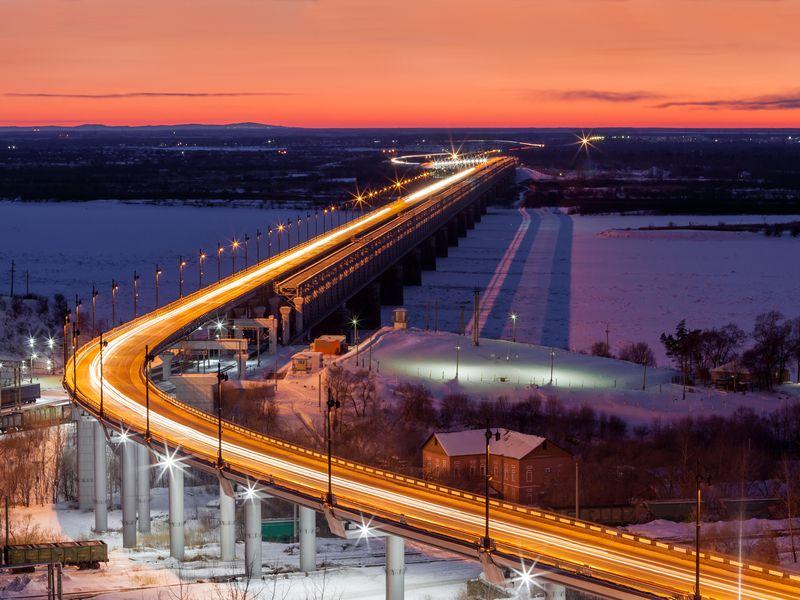 Экскурсия Хабаровск — «город над вольной рекой»