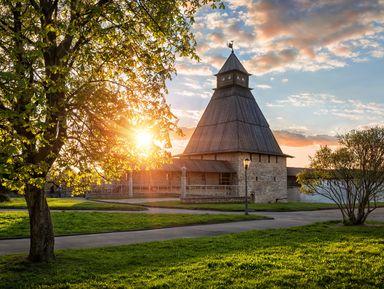 Мой Псков: о древнем городе – с любовью!