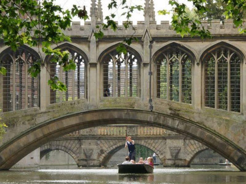 Экскурсия Тур в Кембридж