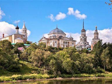 Ансамбль Новоторжского Борисоглебского монастыря