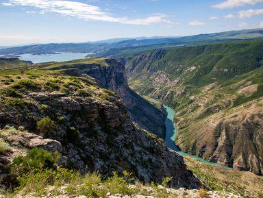 Джип-тур к Сулакскому каньону