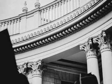 Архитектурная экскурсия по Сочи и окрестностям