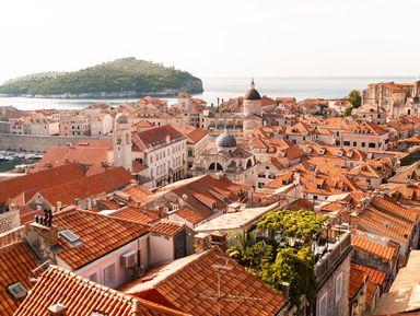 Ежедневная прогулка по Дубровнику