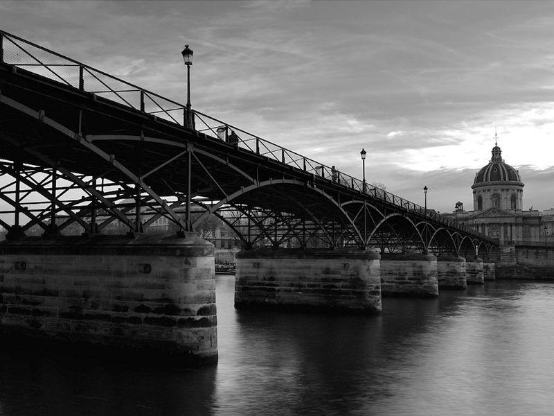 Фото Парижский серпантин