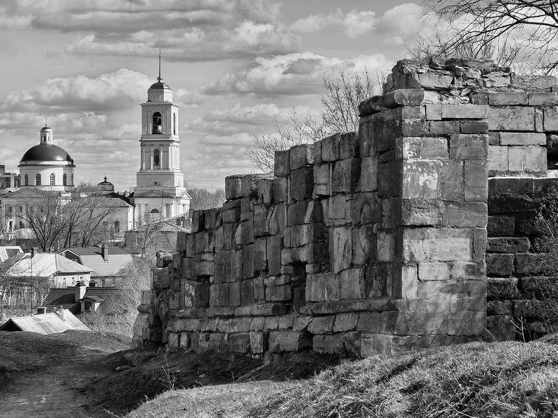 Экскурсия Старинные крепости ихрамы Серпухова