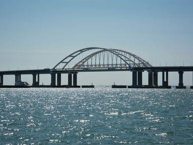Анапа — Керчь по Крымскому мосту