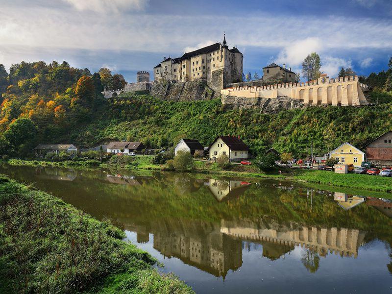 Экскурсия Великолепный треугольник: Кутна Гора, Чешский Штернберг и Костница