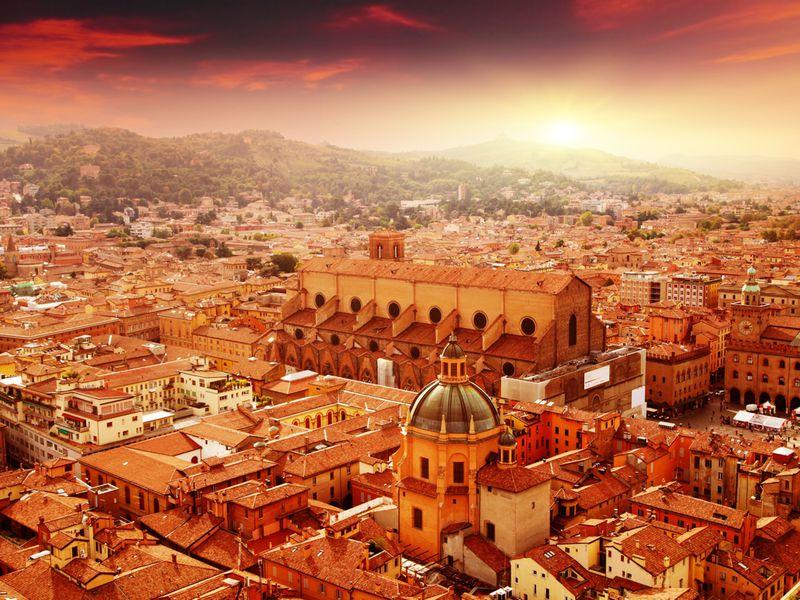 Экскурсия Болонья — любовь с первого взгляда