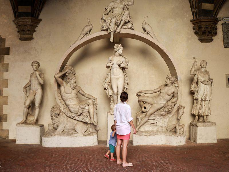 Экскурсия Шедевры музея Барджелло