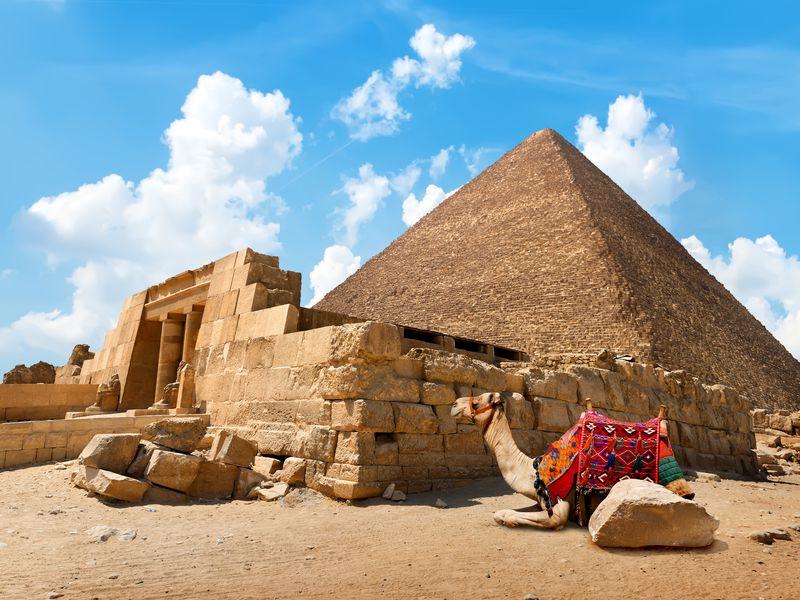 Каир сквозь тысячелетия