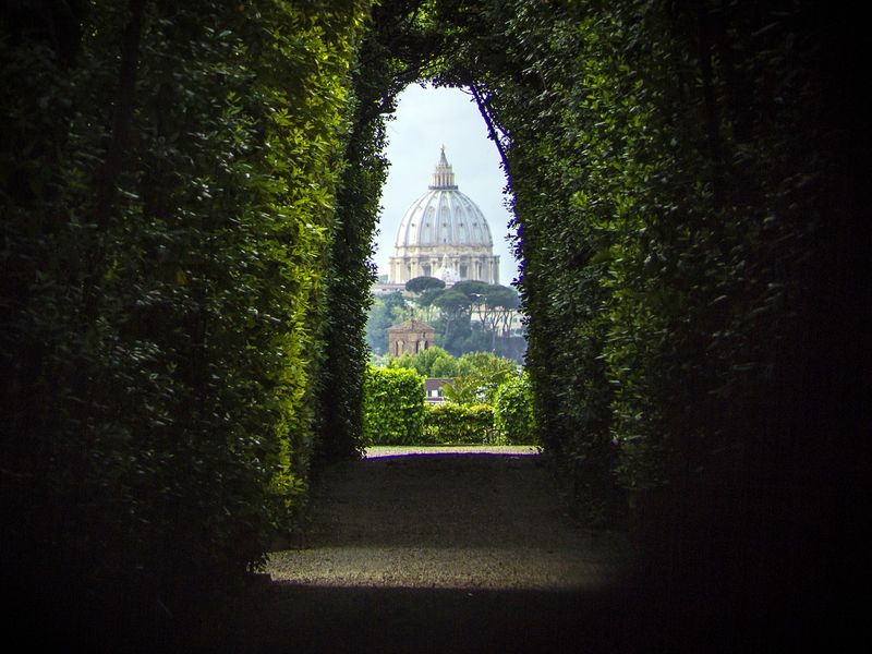 Экскурсия Рим для любопытных