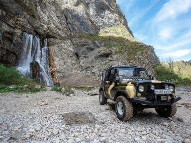 Упоительная Абхазия: путешествие козеру Рица иГегскому водопаду