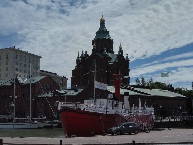 Экскурсия Тайны старого Хельсинки