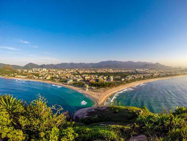 Неизведанный Рио: дикие пляжи иприродные красоты!