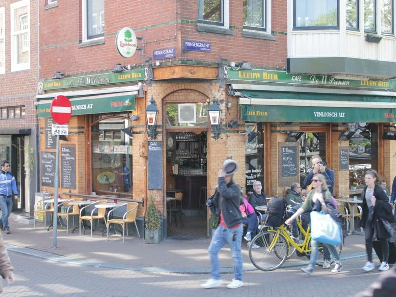 Фото Истории Амстердама: от Больших каналов до Йордаана