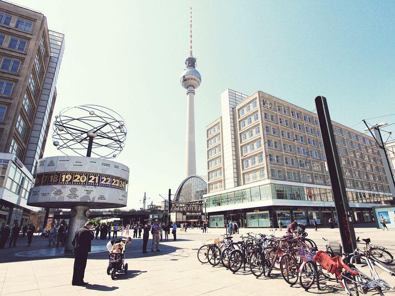 Экскурсия Розовые очки для Берлина