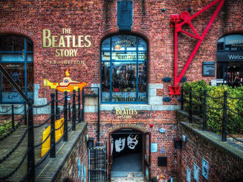 Экскурсия Путешествие по местам The Beatles