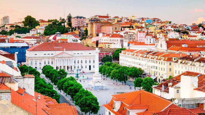 Лиссабон — любовь с первого взгляда