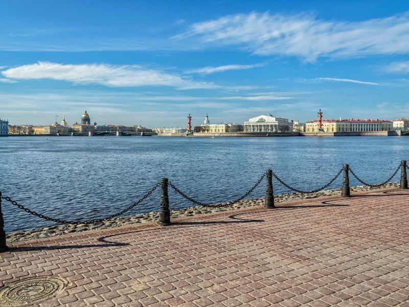 Экскурсия Морской Петербург для детей: секреты Петропавловской крепости