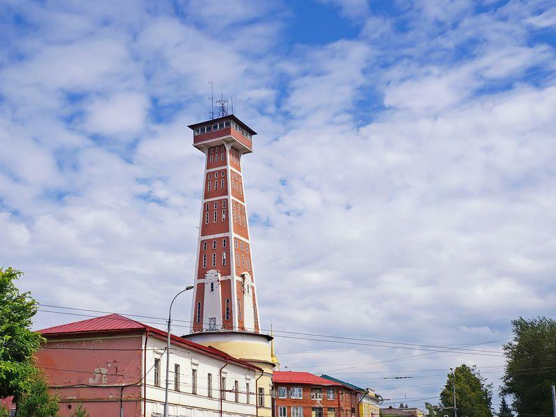 Экскурсия Колоритный Рыбинск