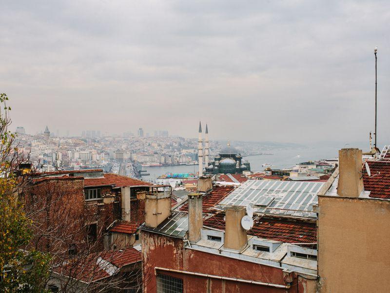 Экскурсия Стамбул: азиатская половина