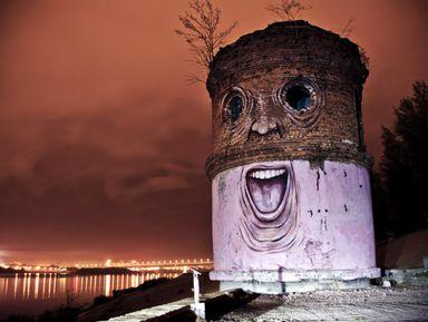 Нижний Новгород — столица граффити