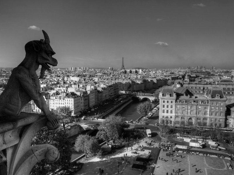 Экскурсия По следам парижских алхимиков