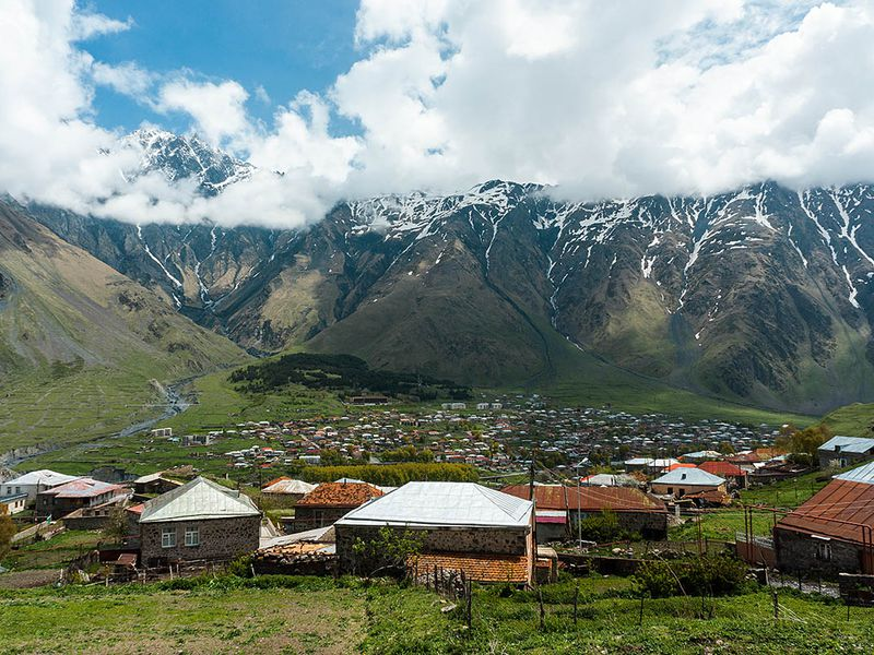 Экскурсия Тур одного дня: Мцхета, Казбеги, Ананури
